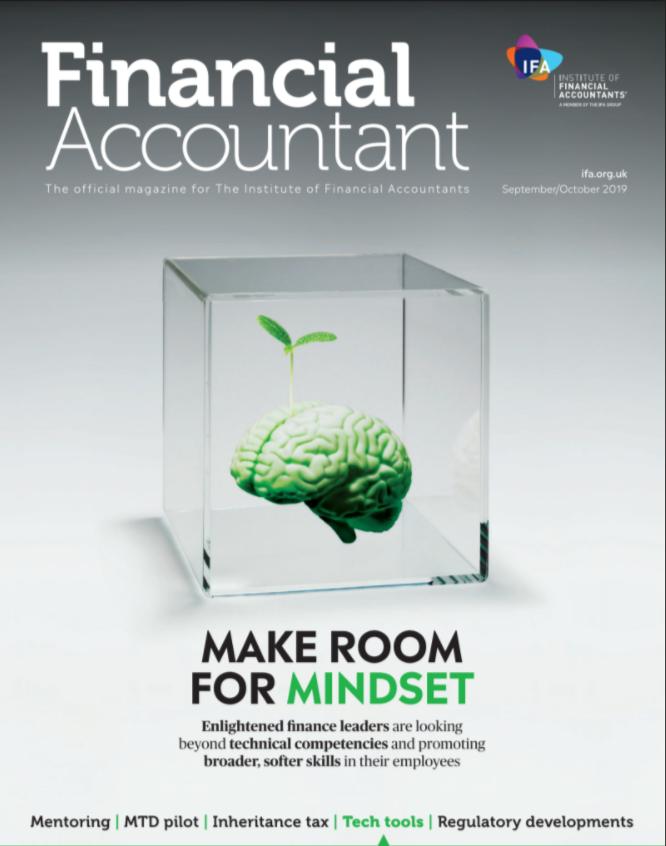 Financial Accountant Magazine