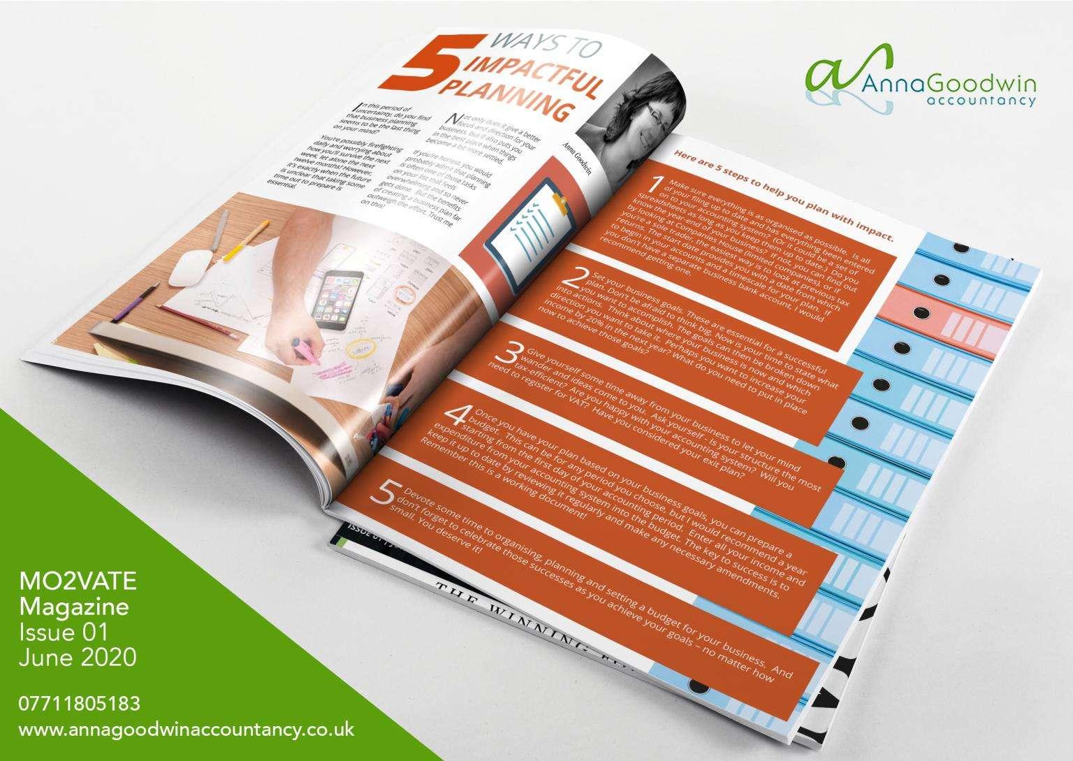 Mo2vate magazine